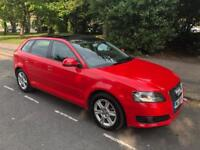 2010 59 AUDI A3 2.0 TDI SPORT BACK *PAN-ROOF* *LEATHERS* 1 OWNER FROM NEW* 140 BHP 6 SPD 5DR sline