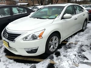2014 Nissan Altima 2.5 SL, Automatic, Leather, Heated