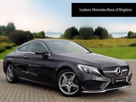 Mercedes-Benz C Class C 250 D AMG LINE PREMIUM PLUS (black) 2016-07-07