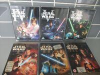 Star Wars - First 6 Episodes