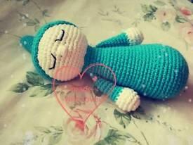 Crochet toy. Name it!