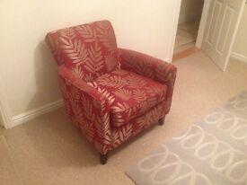 Furniture Village armchair