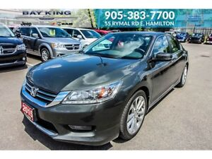 2015 Honda Accord GPS NAV, BACKUP CAM, A/C, POWER WINDOWS