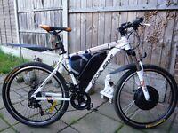mountain bike electric 48v 1000w