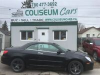 2008 Chrysler Sebring LIMITED, LEATHER, HEATED SEATS, LOADED,99K
