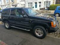 Jeep cherokee 4.0ltr automatic