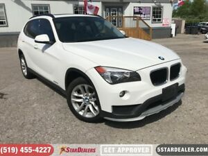 2015 BMW X1 xDrive28i | LEATHER | ROOF | HEATED SEATS