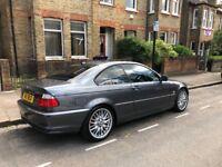 BMW 330I coupe