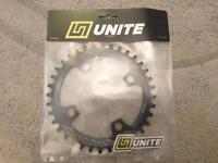 Unite 36 tooth narrow wide chainring