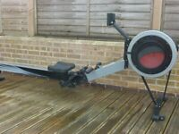 Concept 2 Rowing machine Model C with PM3 Monitor