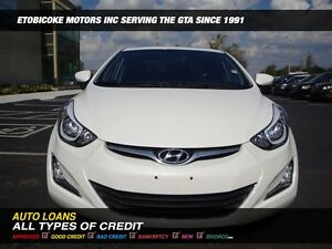 2014 Hyundai Elantra SUN-ROOF/ BACK-UP CAM/ ALLOYS/ HEATED SEATS