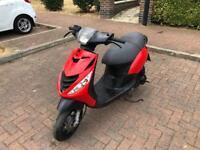 125cc reg as 50cc moped scooter vespa honda yamaha gilera peugeot