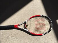 Wilson Seven BLX Red Racket