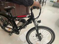 Full electric Ancheer bike