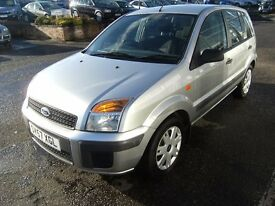 2007 57 FORD FUSION 1.4 STYLE CLIMATE 5D 80 BHP *** GUARANTEED FINANCE *** PART EX WELCOME ***