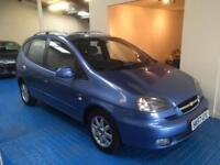 "Chevrolet tacuma 2.0 petrol 2007/57"" automatic family car px available"