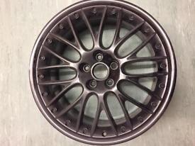"19"" Genuine 2-Piece Split Audi Speedline Alloy Wheel"