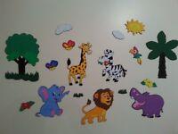 nursery wall decoration