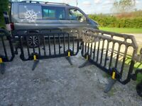 Barriers for sale
