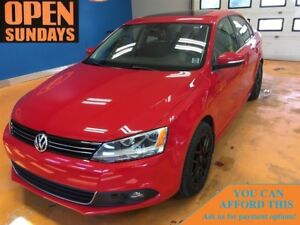2014 Volkswagen Jetta 2.0 TDI COMFORTLINE! SUNROOF!  FINANCE NOW