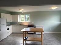 *Newly Renovated Two Bedroom in Quiet Quispamsis neighbourhood
