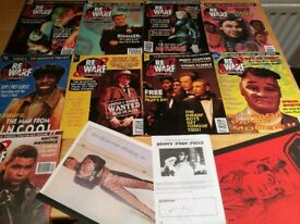 *COLLECTABLE* Red Dwarf magazines (full set)