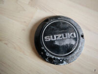 suzuki gs500 cover plate and cover sticker
