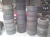 escort sierra rally tyres