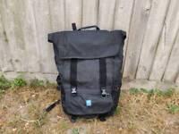 Blahol new wave courier messenger backpack