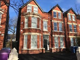 Ullet Road, Sefton Park - high quality two bed furnished flat, utilities & wifi bills included