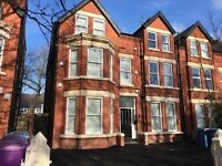 Ullet Road, Sefton Park L17 - high quality two bed furnished flat, utility & wifi bills included