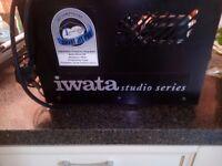 Iwata studio compressor