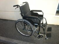 Wheelchair, Folding, Lightweight