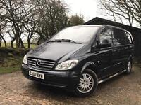 Mercedes Benz Vito 109 SWB - Lowest mileage in the country