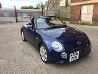 Daihatsu Copen 0.66 Vivid 2dr 2 KEYS HPI CLEAR RING NOW FOR MORE INFO 07735447270