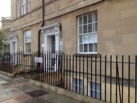 Room to rent in central bath. office or therapist