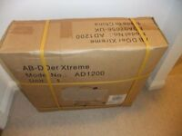 AB-DOer Xtreme AD1200 Brand new in box unopened