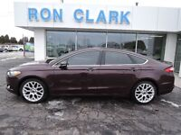 2013 Ford Fusion Titanium, Nav, Roof, Leather, More!!!