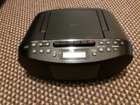 Sony CFD-S50 CD/Cassette/Radio