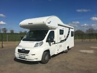 2014 Elddis Autoquest 180, 6 Berth Motorhome, LOTS OF EXTRAS, 2200 miles