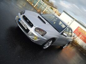 2003 SUBARU WRX TURBO PPP PRODRIVE KIT FSH NEW TIMING BELT WATER PUMP NICE EXAMPLE NO OFFERS