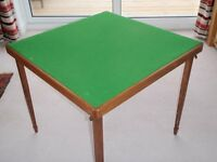 Card table For Sale