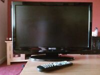 """22"""" GREAT CONDITION HD TV/DVD CAN WALL HANG BARGAIN!"""