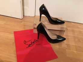 Christian Louboutin Ladies Black Shoes