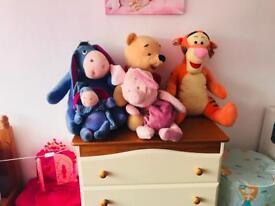 Winnie the Pooh teddy bundle