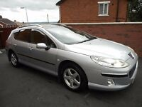 2005 peugeot 407 se hdi{just serviced,finance,warranty}*£67 per month 0 deposit/6 months warranty