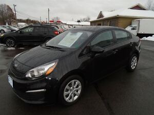 2016 Kia Rio LX+ Auto Loaded YES - ONLY 001, 512 kms