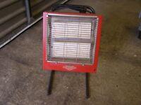 Garage/workshop heater