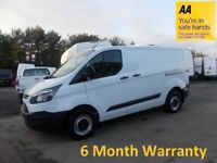 Ford Transit Custom 2.2 TDCi 100 270 SWB Eco-Tech L/Roof
