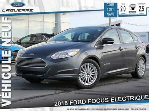 2018 Ford Focus Electric *Sync 3, Camera, Bluetooth* LF